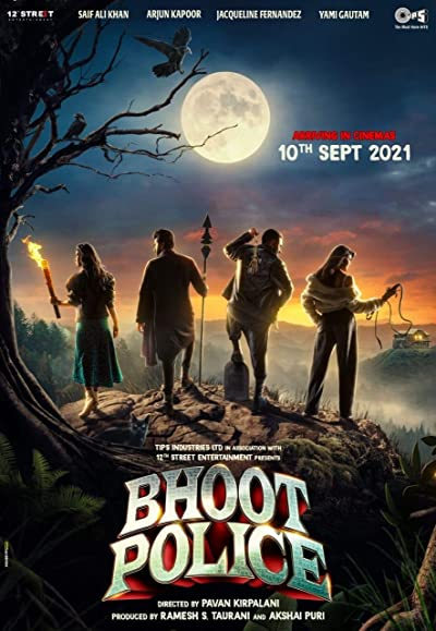 Bhoot police MLSBD.CO - MOVIE LINK STORE BD