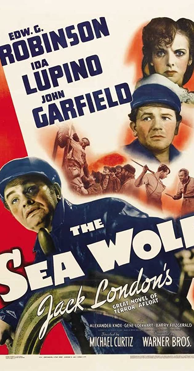 Subtitle of The Sea Wolf