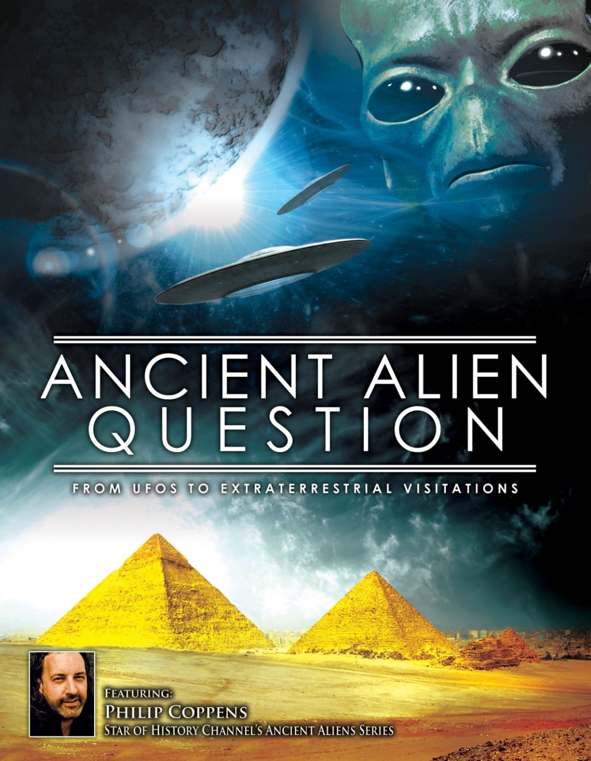 Ancient Alien Question: From UFOs to Extraterrestrial Visitations hd on soap2day