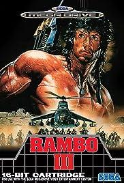 Rambo III Poster