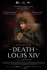 Jean-Pierre Léaud in La mort de Louis XIV (2016)
