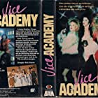 Ginger Lynn, Linnea Quigley, and Karen Russell in Vice Academy (1989)