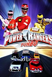 Power Rangers Turbo Poster