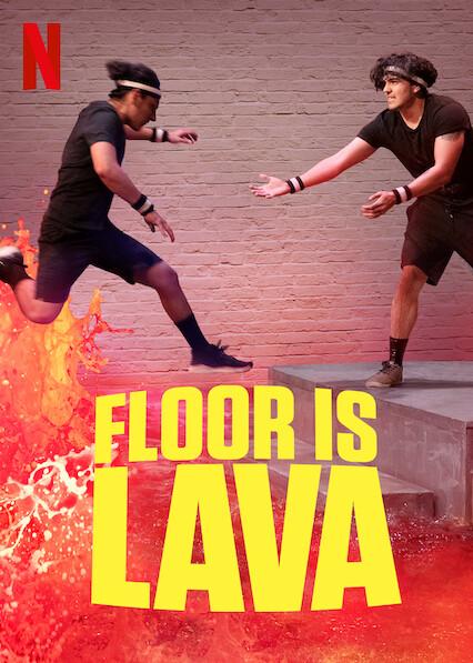 Floor is Lava (TV Series 2020– ) - IMDb