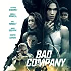 William Atherton, Mark Derwin, Kyle Massey, Robin Christian, Booboo Stewart, Quinton Aaron, Giselle Bonilla, and Julian Alcaraz in Bad Company (2018)