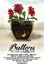 Buttons in the Ground Poster