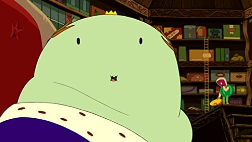 Adventure Time: Walnuts And Rain