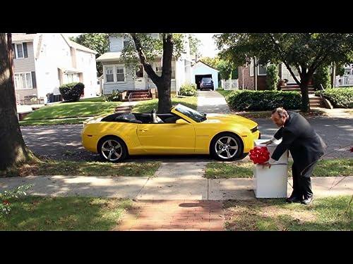 2012 Chevy Camaro Super Bowl commercial