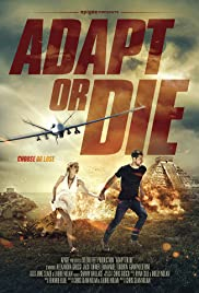 Adapt or Die Poster