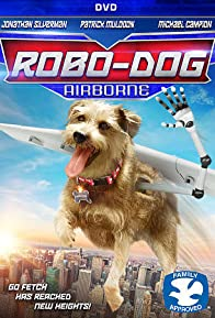 Primary photo for Robo-Dog: Airborne
