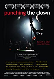 Punching the Clown Poster