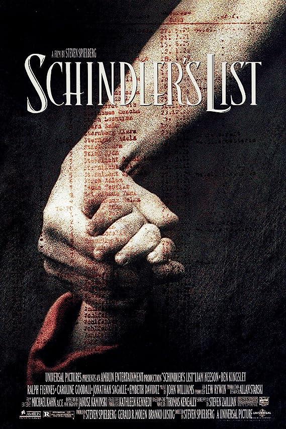 Schindler's List (1993) Hindi Dubbed
