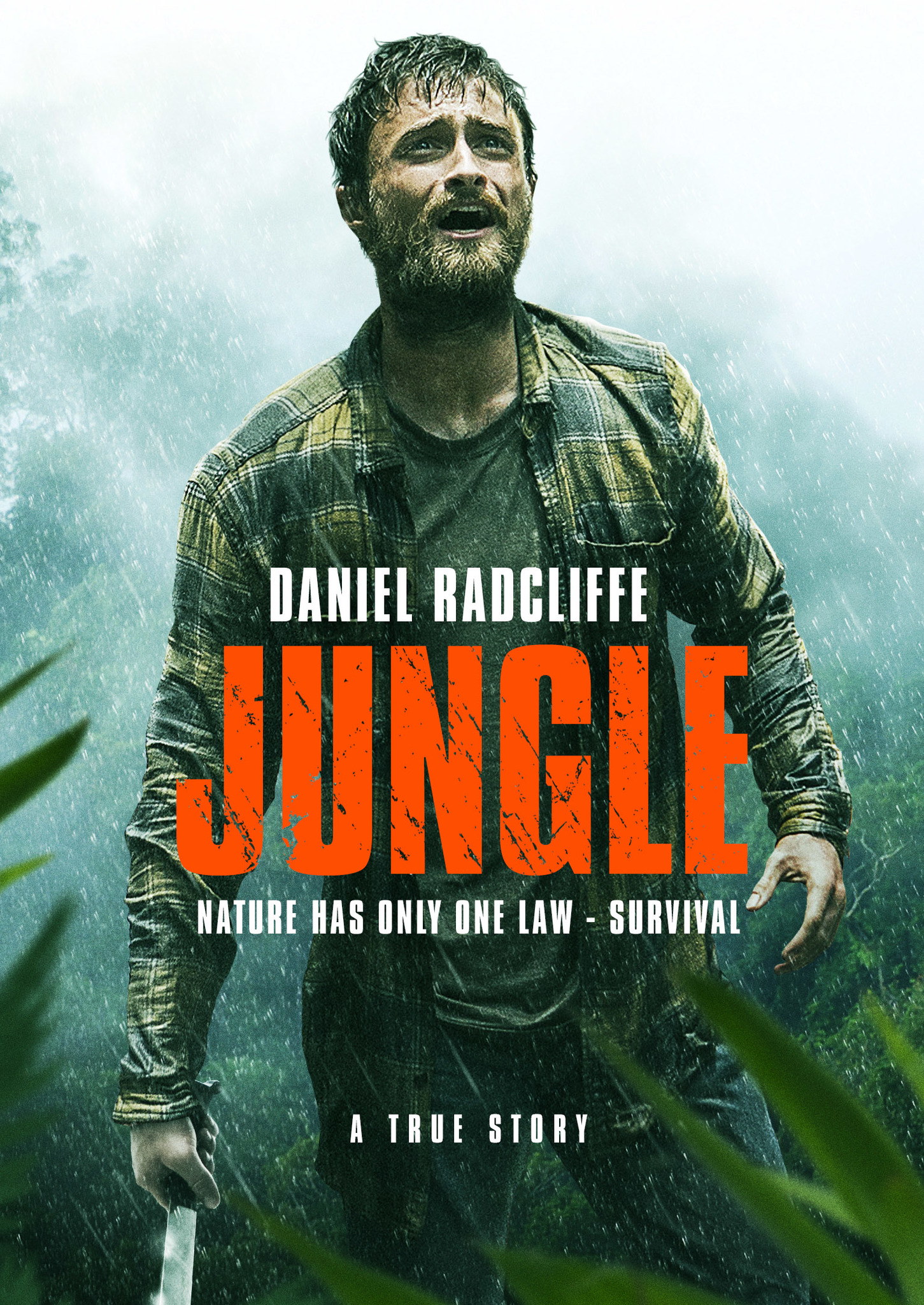 Jungle (2017) BluRay 480p, 720p & 1080p