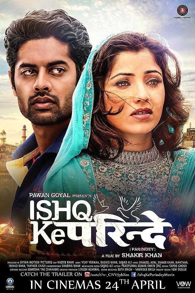 Ishq Ke Parindey 2015 Hindi Movie 720p HDRip 775MB ESubs Download