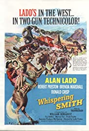 Whispering Smith (1948) Poster - Movie Forum, Cast, Reviews