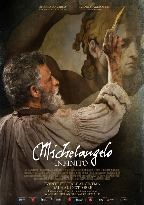 Michelangelo Infinito 2018 Imdb
