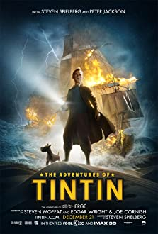 The Adventures of Tintin: The Secret of the Unicorn (2011)