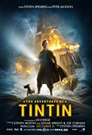 The Adventures of Tintin (2011) Poster - Movie Forum, Cast, Reviews