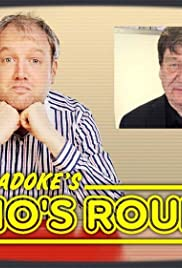 Who's Round Poster