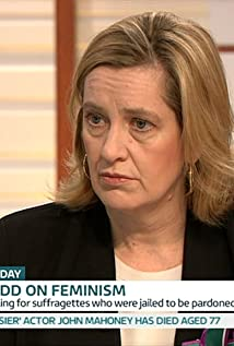 Amber Rudd Picture
