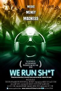Downloading movie dvd itunes We Run Sh*t by Scott Storm [720x594]
