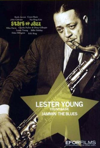 Lester Young in Jammin' the Blues (1944)