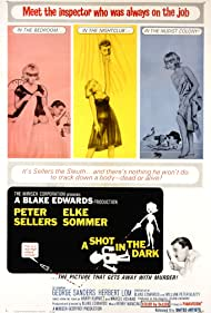 A Shot in the Dark (1965) Poster - Movie Forum, Cast, Reviews