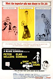 A Shot in the Dark (1964) Poster - Movie Forum, Cast, Reviews