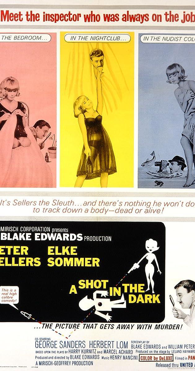 A Shot in the Dark (1964) - IMDb