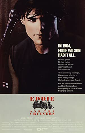 Eddie and the Cruisers Poster Image