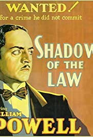 Shadow of the Law Poster
