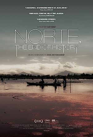 Norte, hangganan ng kasaysayan (2013)