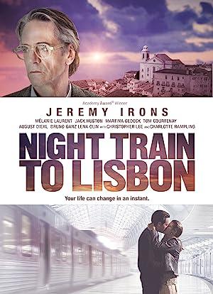 Where to stream Night Train to Lisbon