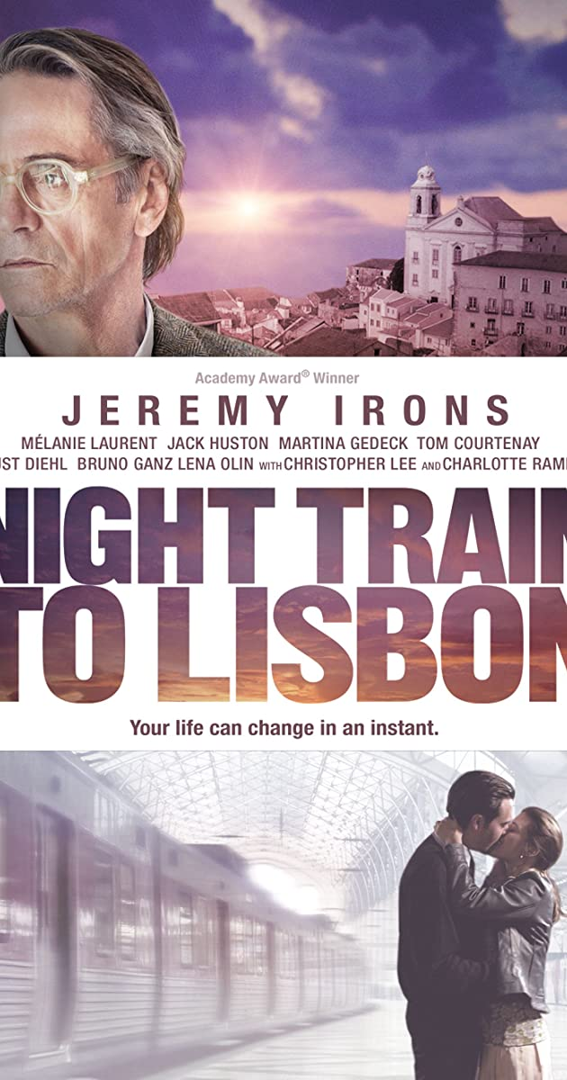 Subtitle of Night Train to Lisbon