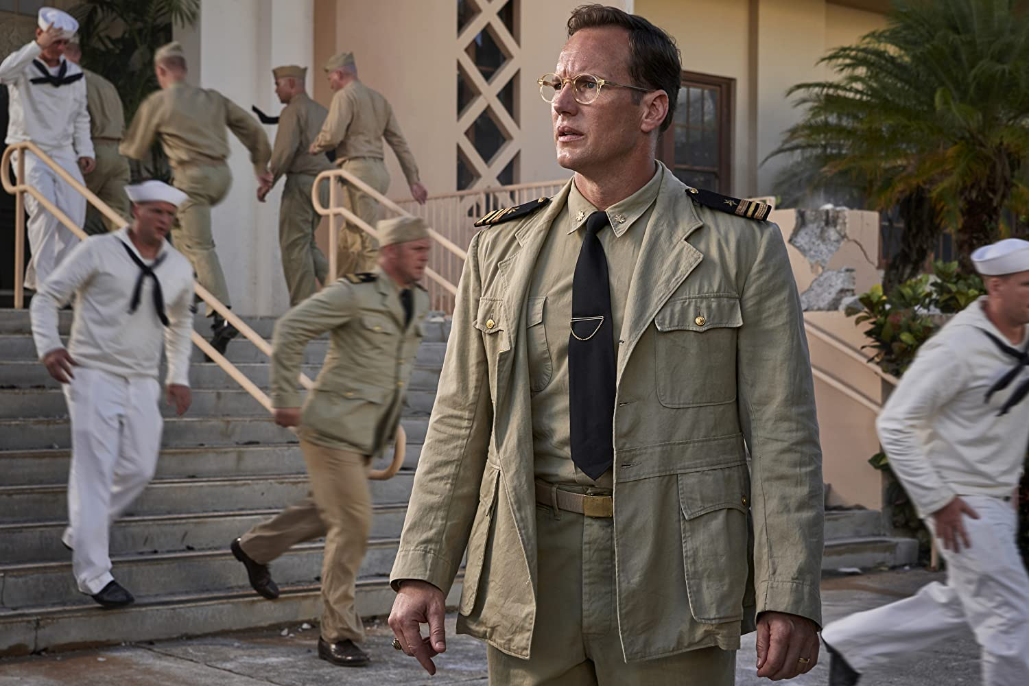 Patrick Wilson in Midway (2019)