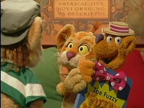 Between The Lions: Fuzzy Wuzzy, Wuzzy?