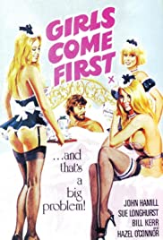 Girls Come First (1975) Poster - Movie Forum, Cast, Reviews