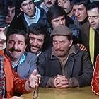 Ilyas Salman and Sener Sen at an event for Çiçek Abbas (1982)