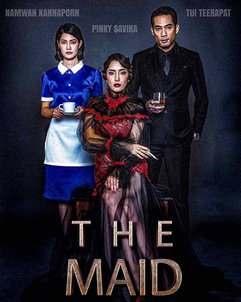 image poster from imdb - The Maid • Movie