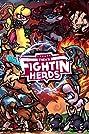 Them's Fightin' Herds (2018) Poster