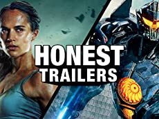 Honest Trailers - Tomb Raider / Pacific Rim Uprising