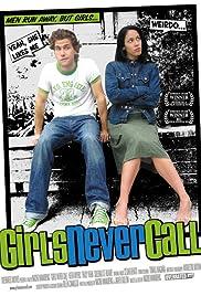 Girls Never Call Poster