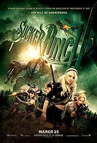 Emily Browning, Abbie Cornish, Jena Malone, Vanessa Hudgens, Jamie Chung, and Daniel Bristol in Sucker Punch (2011)