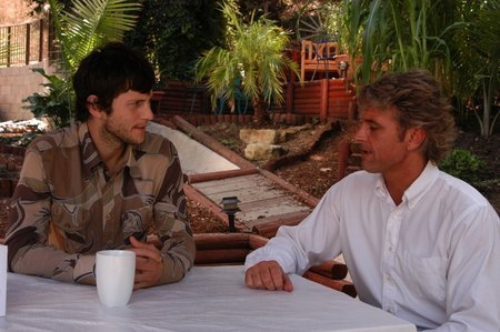 Edward F. Villaume and Ryan Reyes in Things You Don't Tell... (2006)
