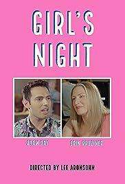 Girl's Night Poster