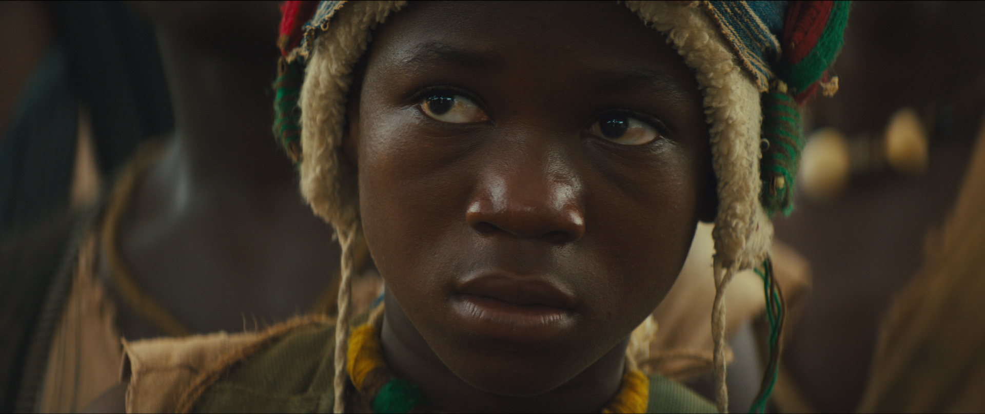 Abraham Attah in Beasts of No Nation (2015)