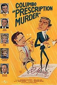 Prescription: Murder (1968) Poster - Movie Forum, Cast, Reviews