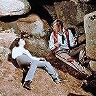 Horst Frank and Helga Sommerfeld in Die schwarzen Adler von Santa Fe (1965)