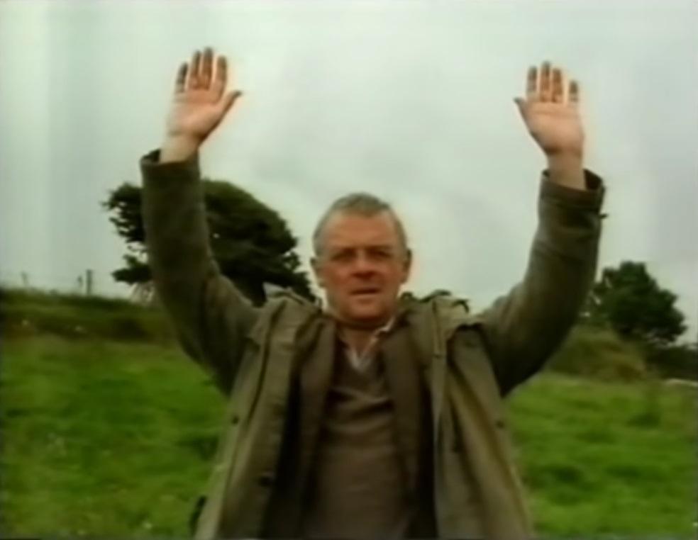 Anthony Hopkins in Heartland (1989)