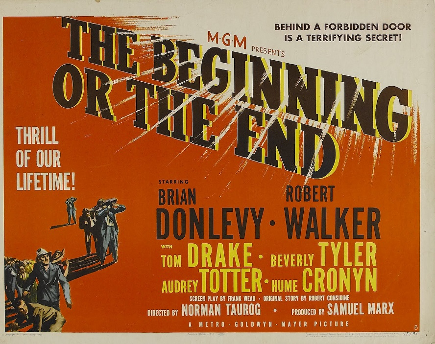 The Beginning Or The End 1947